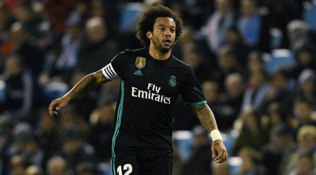 Full club career details of Marcelo
