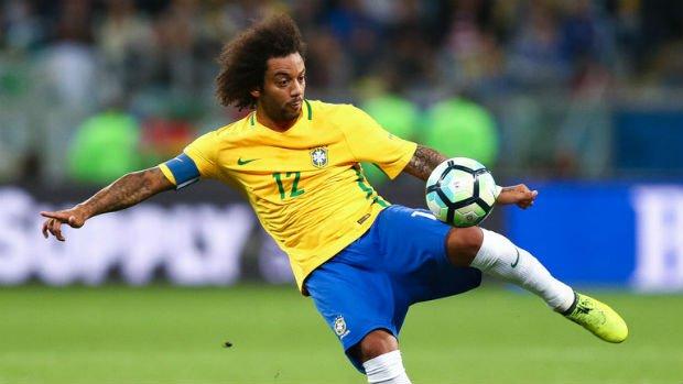 Brazil career and goals of Marcelo