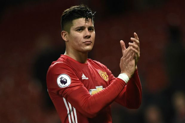 Full Biography and Career of Marcos Rojo