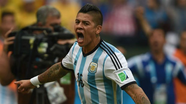 Argentina national team career of Marcos Rojo