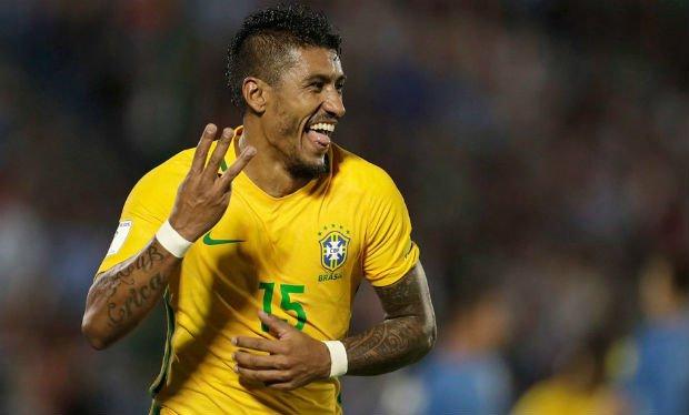 Full Brazil national team career of Paulinho