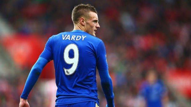 Leicester City Career of Jamie Vardy