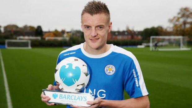 England career of Jamie Vardy