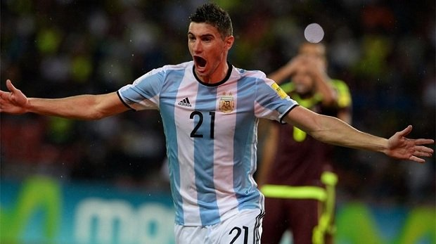 Lucas Alario Argentina Club Career
