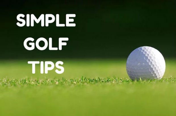 Tips to play golf better