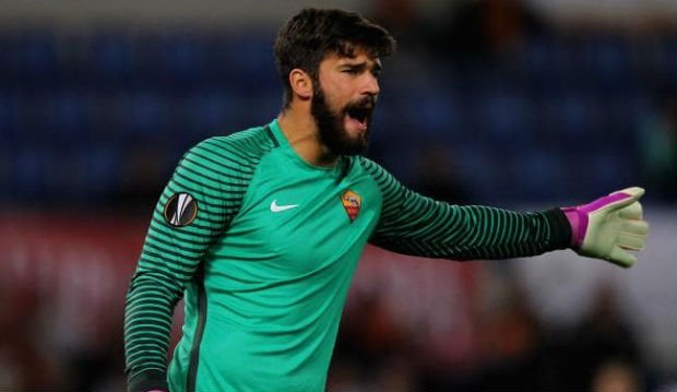 Detailed club career of Alisson Becker