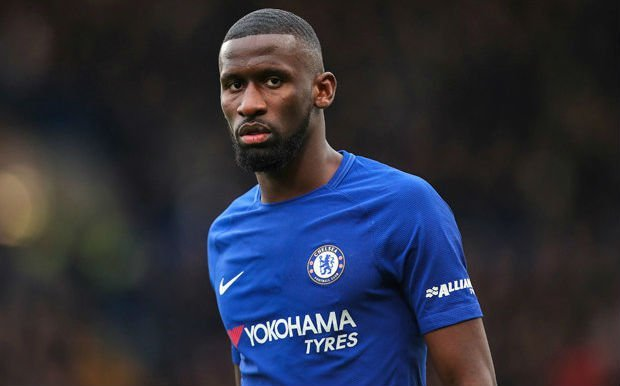 Full biography and career of Antonio Rudiger