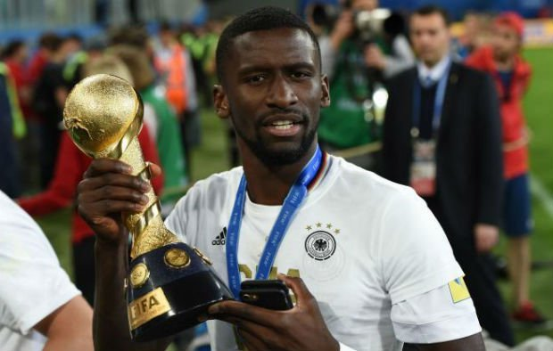 Full international career of Antonio Rudiger