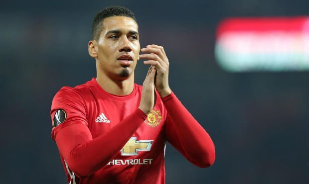 Full biography of Chris Smalling