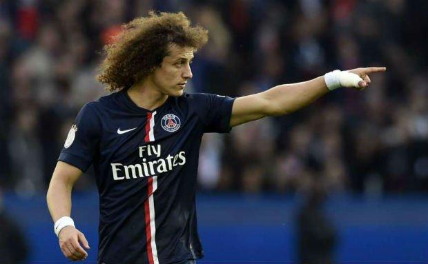 Full club career of David Luiz