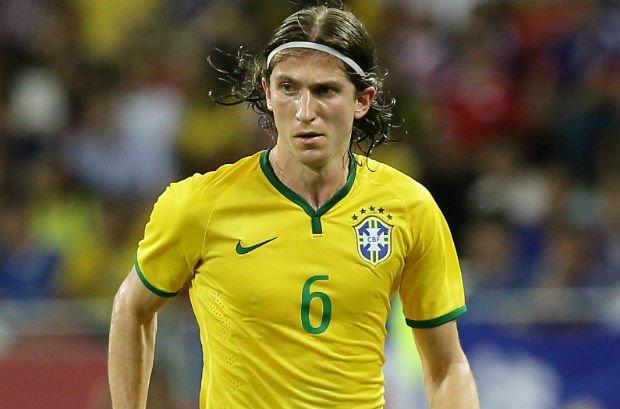 Brazil career of Filipe Luis