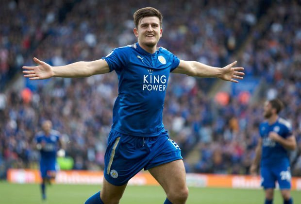 Detailed biography and career of Harry Maguire