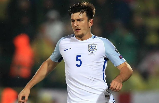 Full international career of Harry Maguire