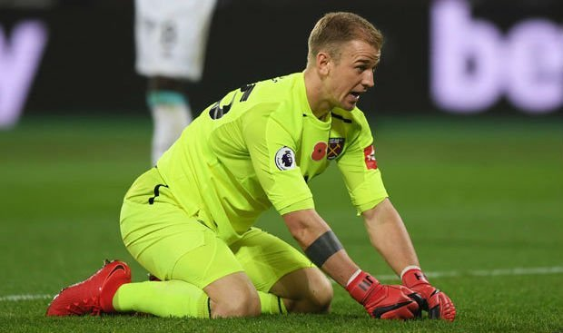 Detailed biography of Joe Hart