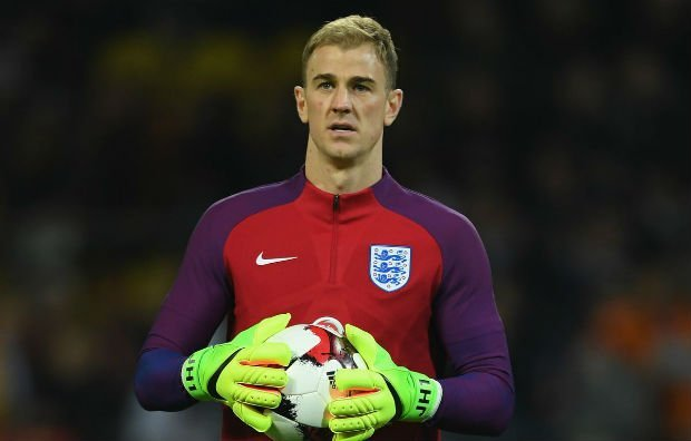Full international career of Joe Hart