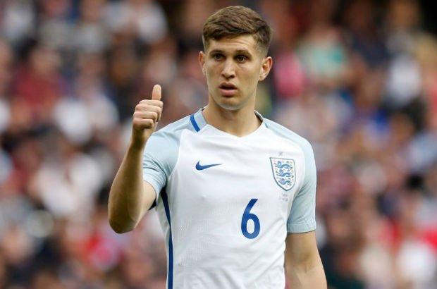 Full England career of John Stones