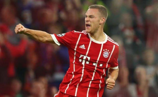 Full Biography and career of Joshua Kimmich