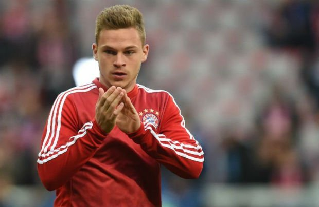 Detailed club career of Joshua Kimmich