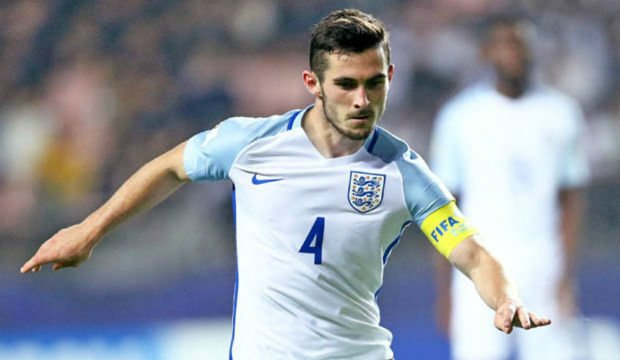 Full England team career of Lewis Cook