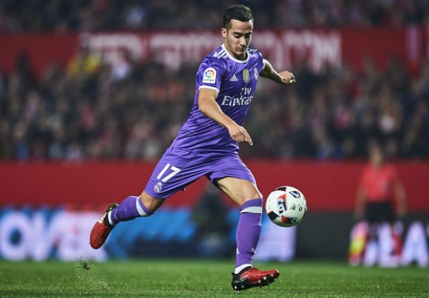 Detailed biography and career of Lucas Vazquez