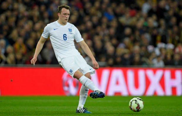 Full international career of Phil Jones
