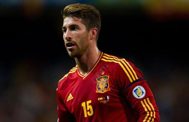 Sergio Ramos Full Spain Career