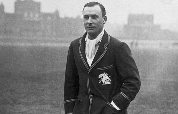 Runs and Centuries in 1st Class by Jack Hobbs