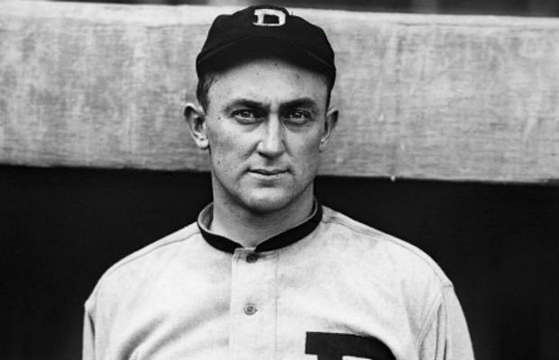 Ty Cobb - One of the greatest Athletes who are war veterans