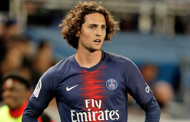 Detailed Biography of Adrien Rabiot