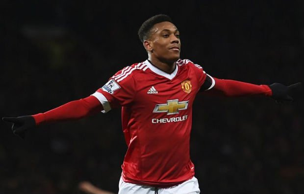 Full Biography of Anthony Martial
