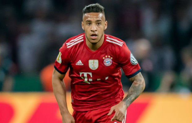 Detailed biography of Corentin Tolisso