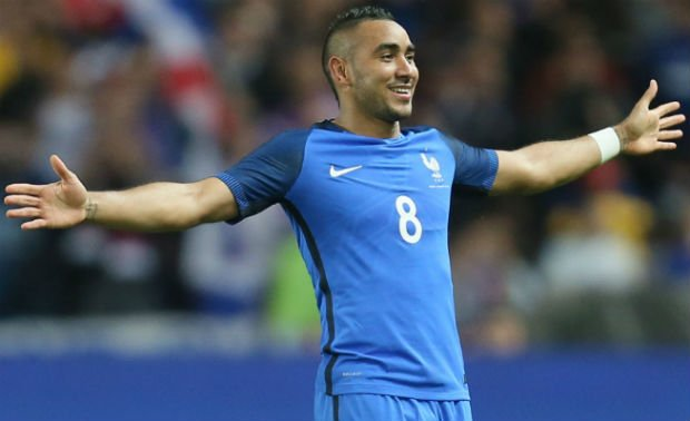 Detailed French Career of Dimitri Payet