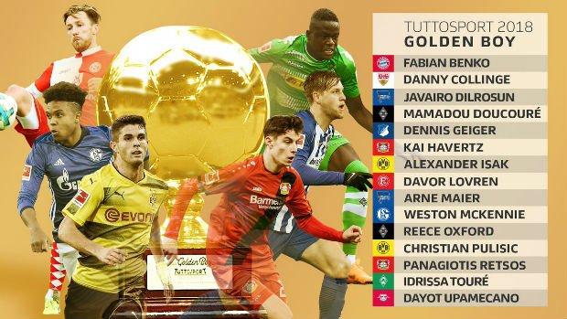 Golden Boy 2018