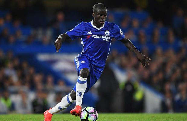 Detailed biography of N'Golo Kante