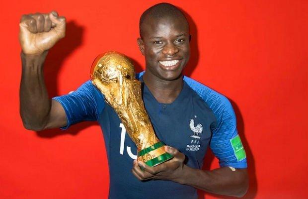 Detailed international career of N'Golo Kante