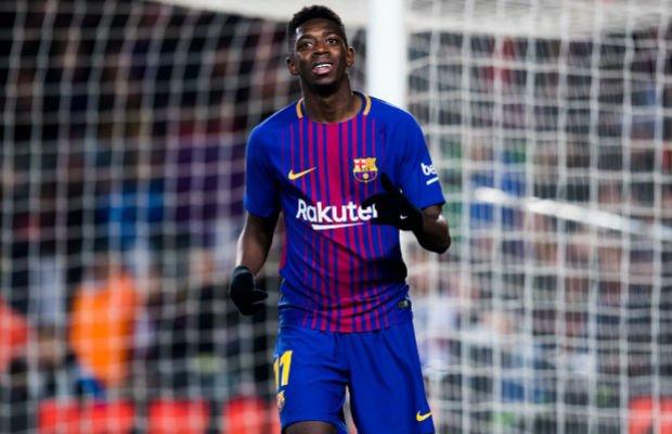 Full Club career of Ousmane Dembele