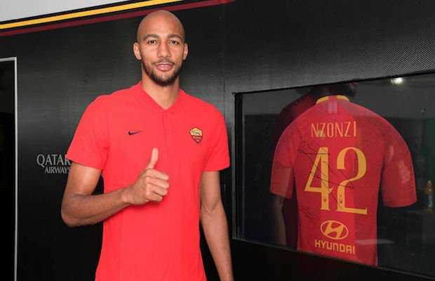 Detailed club career of Steven Nzonzi