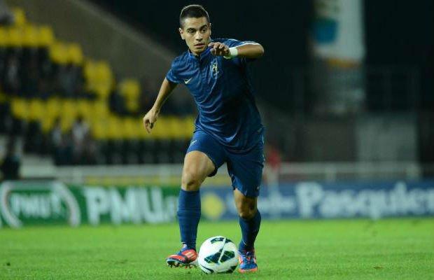 Detailed international career of Wissam Ben Yedder