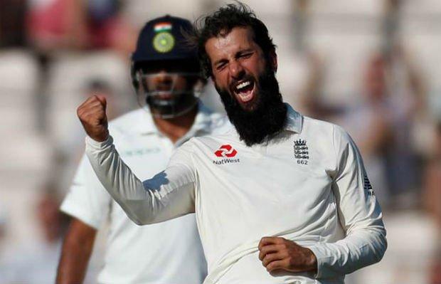 England defeated India