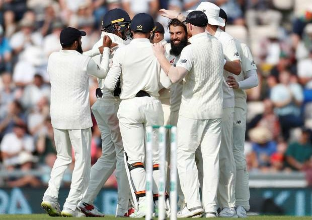 England vs India fourth test