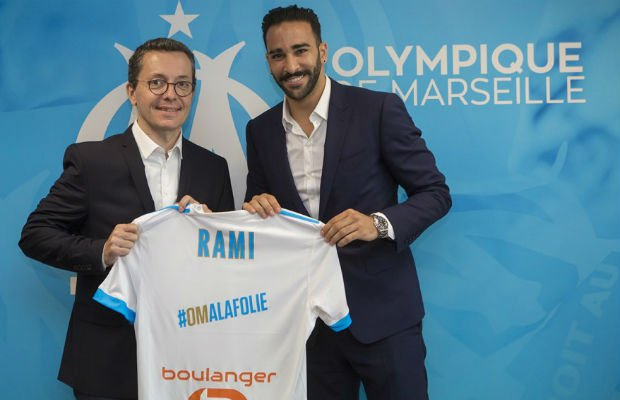 Detailed club career of Adil Rami