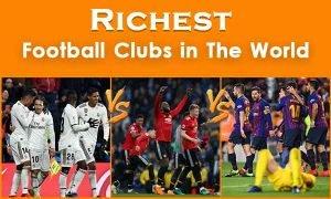 Richest Soccer Clubs